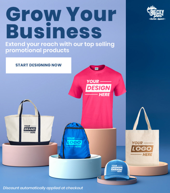 Big City Promotional Products Promo